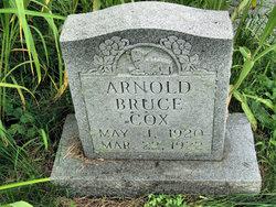 Arnold Bruce Cox