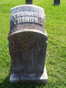 Thomas Dudley Trimble