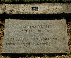 Ina Grace <i>Walter</i> Collett