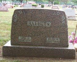 Maude Margaret <i>Kewley</i> Baehler