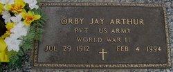 Orby Jay Arthur
