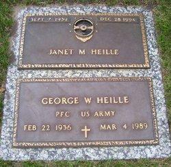 Janet M <i>Fodness</i> Heille