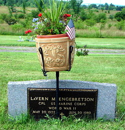 Lavern M. Engebretson