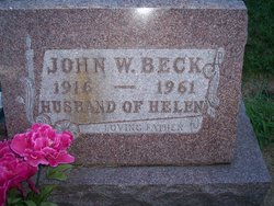 John Wesley Beck, Jr