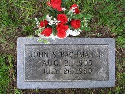 John S Bachman, Jr
