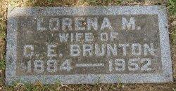 Lorena <i>Minch</i> Brunton