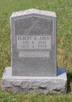Egbert Heye Aden