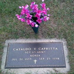 Cataldo V Cal Capritta, Sr