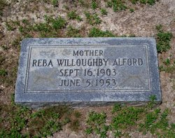 Reba <i>Willoughby</i> Alford
