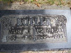 Mary Jane <i>Irwin</i> Butler