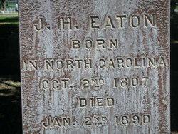 John Hinkle Eaton