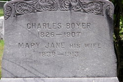 Mary Jane <i>Brown</i> Boyer