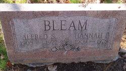 Hannah G <i>Forster</i> Bleam