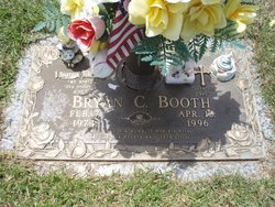 Bryan Clifford Booth