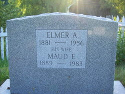 Elmer Alton Dodge
