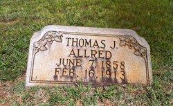 Thomas Jefferson Allred
