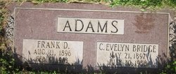 Frank Davis Adams