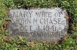 Mary <i>Miller</i> Chase