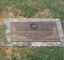 Emma Lee <i>Protzman</i> Floyd