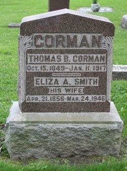 Eliza A. <i>Smith</i> Corman