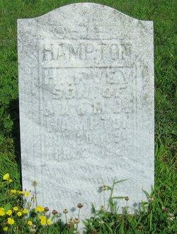 Harvey Hampton