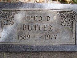 Fred Dodson Butler