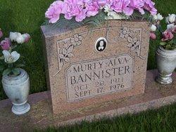 Murty Alva Bannister