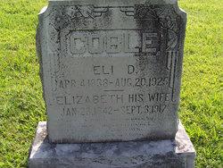 Eli Daniel Coble
