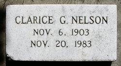 Clarice <i>Gibbs</i> Nelson