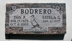 Don P Bodrero