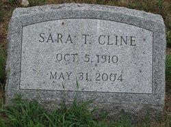 Sara <i>Titus</i> Cline