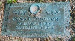 Doris Lillian <i>Causey</i> Tillotson