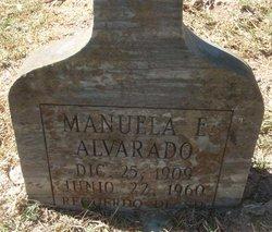Manuela <i>Estrada</i> Alvarado