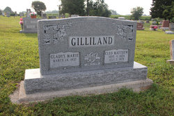 Cleo Matthew Gilliland
