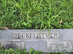 George W. Beckelhymer