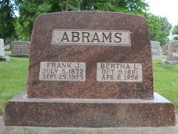 Frank James Abrams
