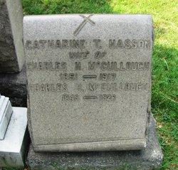 Catharine T <i>Hasson</i> McCullough