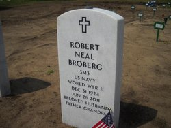 Robert Neal Carlton Broberg, Sr