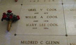 Uriel Virgil Cook