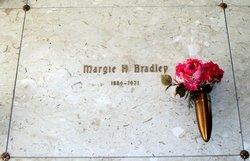 Margie <i>Harrington</i> Bradley