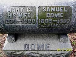 Pvt Samuel Dome, Jr