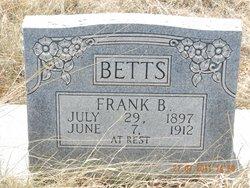 Frank B Betts
