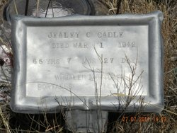 Jealey C Cadle