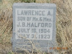 Lawrence A Halford