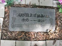 Carnelius M. Ball