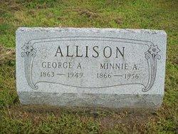 Minnie A. <i>Barber</i> Allison