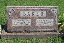Ann Isabelle <i>Sharp</i> Baker