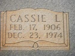 Cassie L McHugh