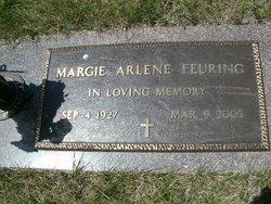 Margie Arlene <i>Thayer</i> Feuring