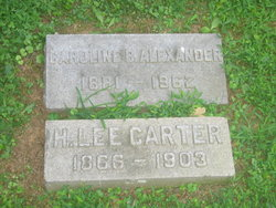Caroline B. Alexander